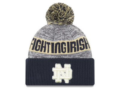 Notre Dame Fighting Irish New Era 2017 NCAA Sport Knit