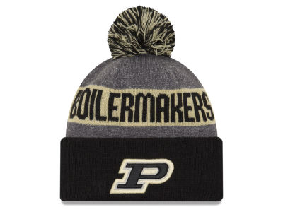 Purdue Boilermakers New Era 2017 NCAA Sport Knit