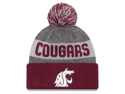 Washington State Cougars New Era 2017 NCAA Sport Knit