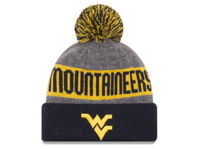 West Virginia Mountaineers New Era 2017 NCAA Sport Knit