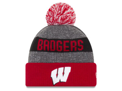 Wisconsin Badgers New Era 2017 NCAA Sport Knit