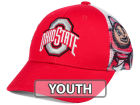 Ohio State Buckeyes J America NCAA Youth Mascot Adjustable Cap Hats