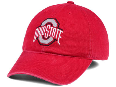 Ohio State Buckeyes J America NCAA Stitch & Felt Easy Fit Cap