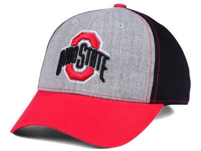 Ohio State Buckeyes J America NCAA Stadium Winner Adjustable Cap