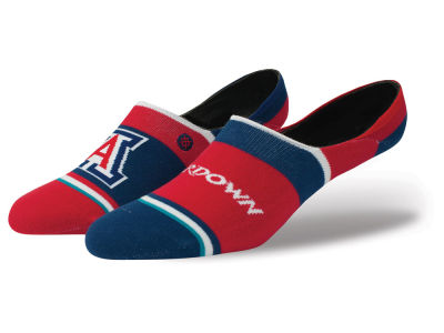 Arizona Wildcats Stance NCAA Super No Show Socks