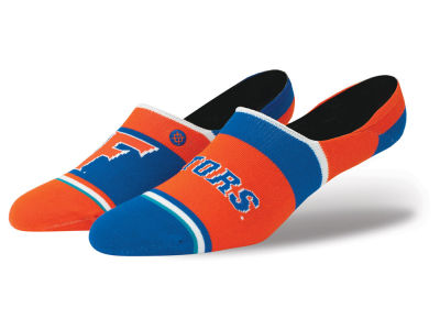 Florida Gators Stance NCAA Super No Show Socks