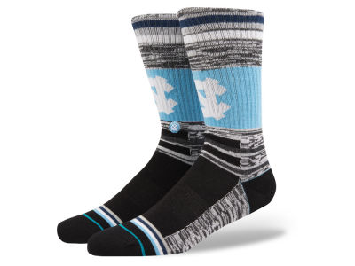 North Carolina Tar Heels Stance NCAA Varsity Crew Socks