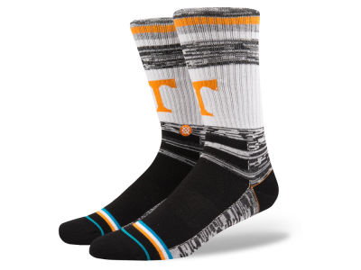 Tennessee Volunteers Stance NCAA Varsity Crew Socks