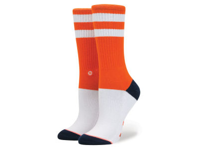 Auburn Tigers Stance NCAA Women's Crew Socks