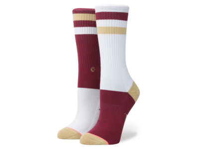 Florida State Seminoles Stance NCAA Women's Crew Socks