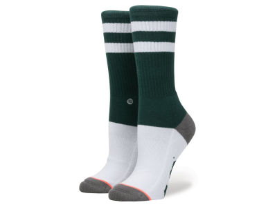 Michigan State Spartans Stance NCAA Women's Crew Socks