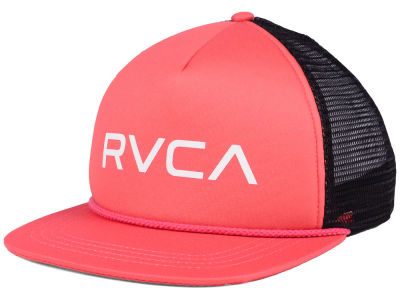RVCA Haw Foamy Trucker Hat