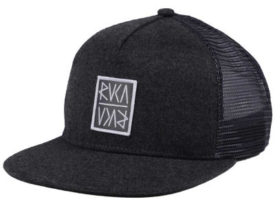RVCA Slashbox Trucker Hat