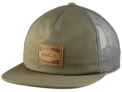 RVCA Washburn Trucker Hat