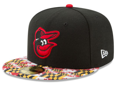 Baltimore Orioles New Era MLB Turn Back The Clock 59FIFTY Cap