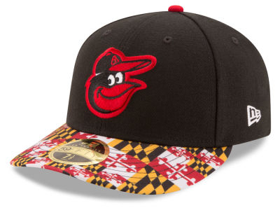 Baltimore Orioles New Era MLB Low Profile Turn Back The Clock 59FIFTY Cap
