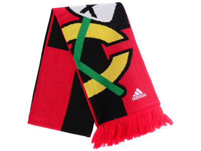 Chicago Blackhawks Jacquard Scarf