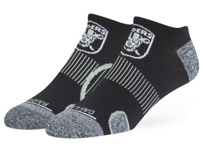 Oakland Raiders Landon Forward Socks