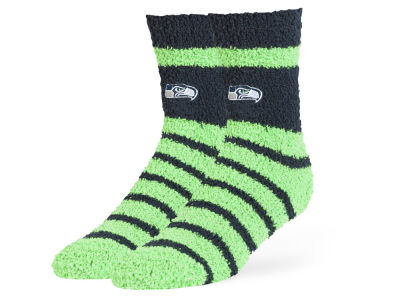 Seattle Seahawks '47 Chesire Half Crew Socks