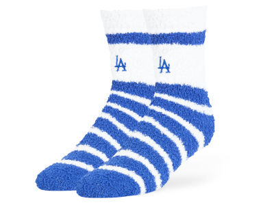 Los Angeles Dodgers Chesire Half Crew Socks