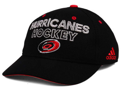 Carolina Hurricanes adidas NHL 100th Celebration Structured Adjustable Cap