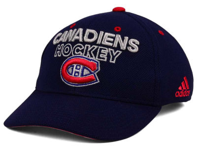 Montreal Canadiens adidas NHL 100th Celebration Structured Adjustable Cap