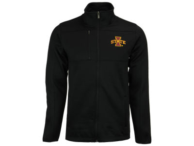 Iowa State Cyclones Outerstuff NCAA Men's Superior Bonded Fleece Full Zip Jacket