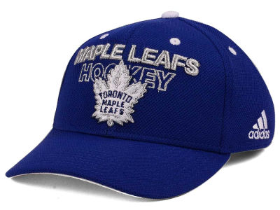 Toronto Maple Leafs adidas NHL 100th Celebration Structured Adjustable Cap
