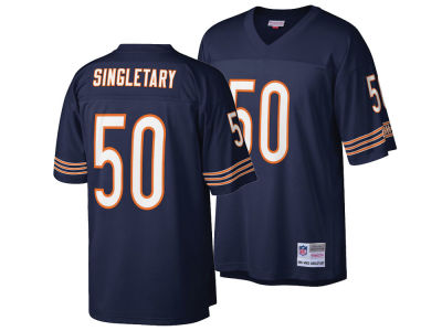 Chicago Bears Mike Singletary Mitchell & Ness NFL Replica Throwback Jersey