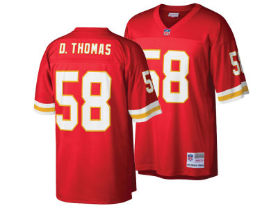 Kansas City Chiefs Derrick Thomas Mitchell & Ness NFL Replica Throwback Jersey