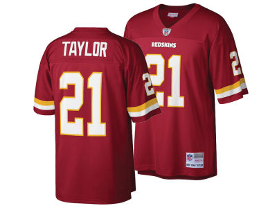 Washington Redskins Sean Taylor Mitchell & Ness NFL Replica Throwback Jersey
