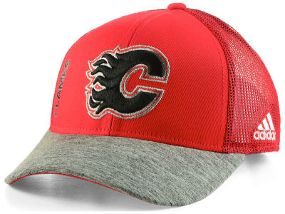 Calgary Flames adidas NHL Start of Season Cap