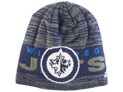 Winnipeg Jets adidas 2017 NHL Cuffed Beanie