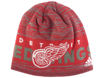 Detroit Red Wings adidas 2017 NHL Cuffed Beanie
