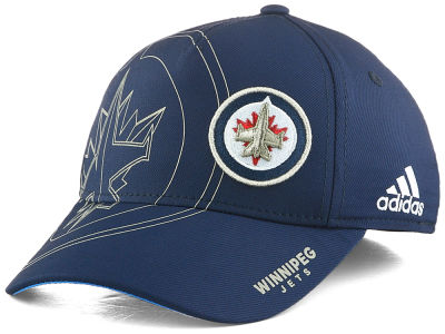 Winnipeg Jets adidas NHL 2nd Season Flex Cap