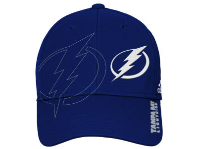 Tampa Bay Lightning adidas NHL 2nd Season Flex Cap