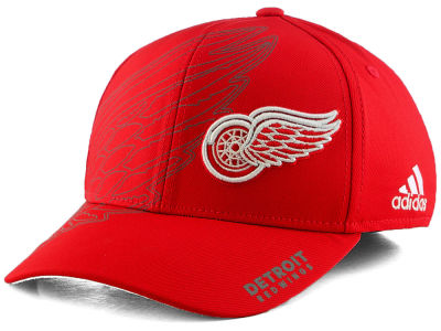 Detroit Red Wings adidas NHL 2nd Season Flex Cap