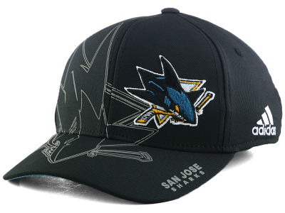 San Jose Sharks adidas NHL 2nd Season Flex Cap