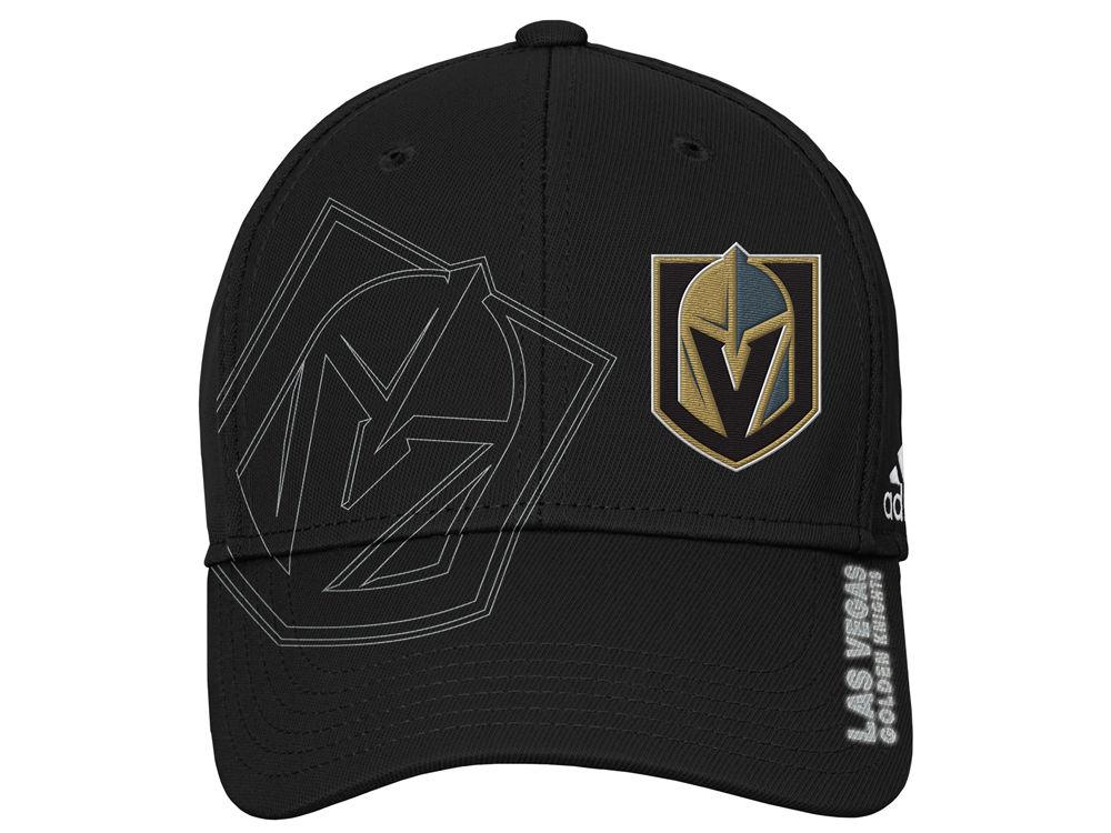 Vegas Golden Knights adidas NHL 2nd Season Flex Cap  0bb856104d
