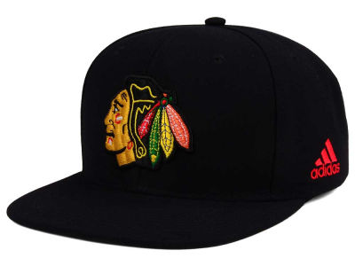 Chicago Blackhawks adidas NHL Core Snapback Cap