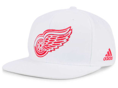 Detroit Red Wings adidas NHL Core Snapback Cap