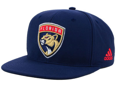 Florida Panthers adidas NHL Core Snapback Cap