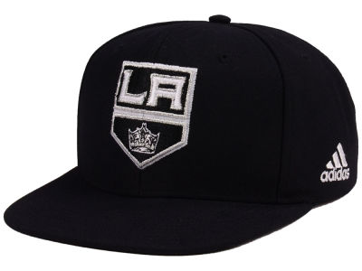 Los Angeles Kings adidas NHL Core Snapback Cap
