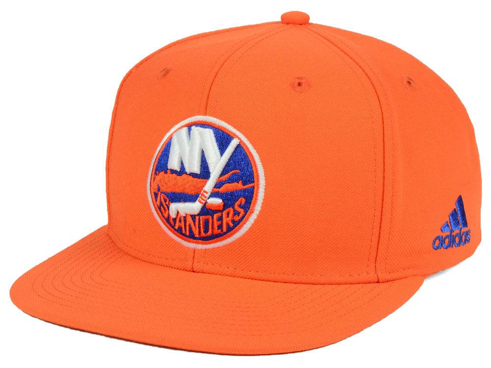 New York Islanders adidas NHL Core Snapback Cap  ec9a48dc857