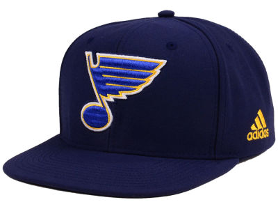 St. Louis Blues adidas NHL Core Snapback Cap