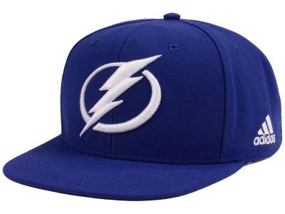 Tampa Bay Lightning adidas NHL Core Snapback Cap 2c7d29d832f