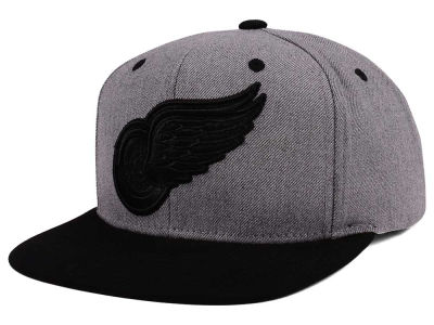 Detroit Red Wings adidas NHL 2 Tone Tonal Snapback Cap