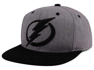 pretty nice c22f7 6d5f6 Tampa Bay Lightning adidas NHL 2 Tone Tonal Snapback Cap