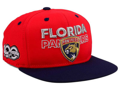 Florida Panthers adidas NHL 100th Celebration Snapback Cap