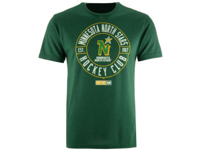 Minnesota North Stars CCM NHL Men's Wheelhouse T-shirt